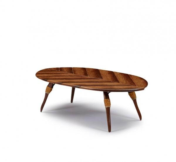 ZULU Oval Tisch